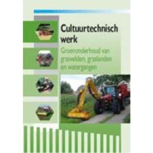 Cultuurtechnisch werk: Groenonderhoud