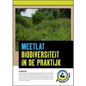 Meetlat Biodiversiteit in de Praktijk® (i.c.m. twee daagse training Biodiversiteit in de praktijk)